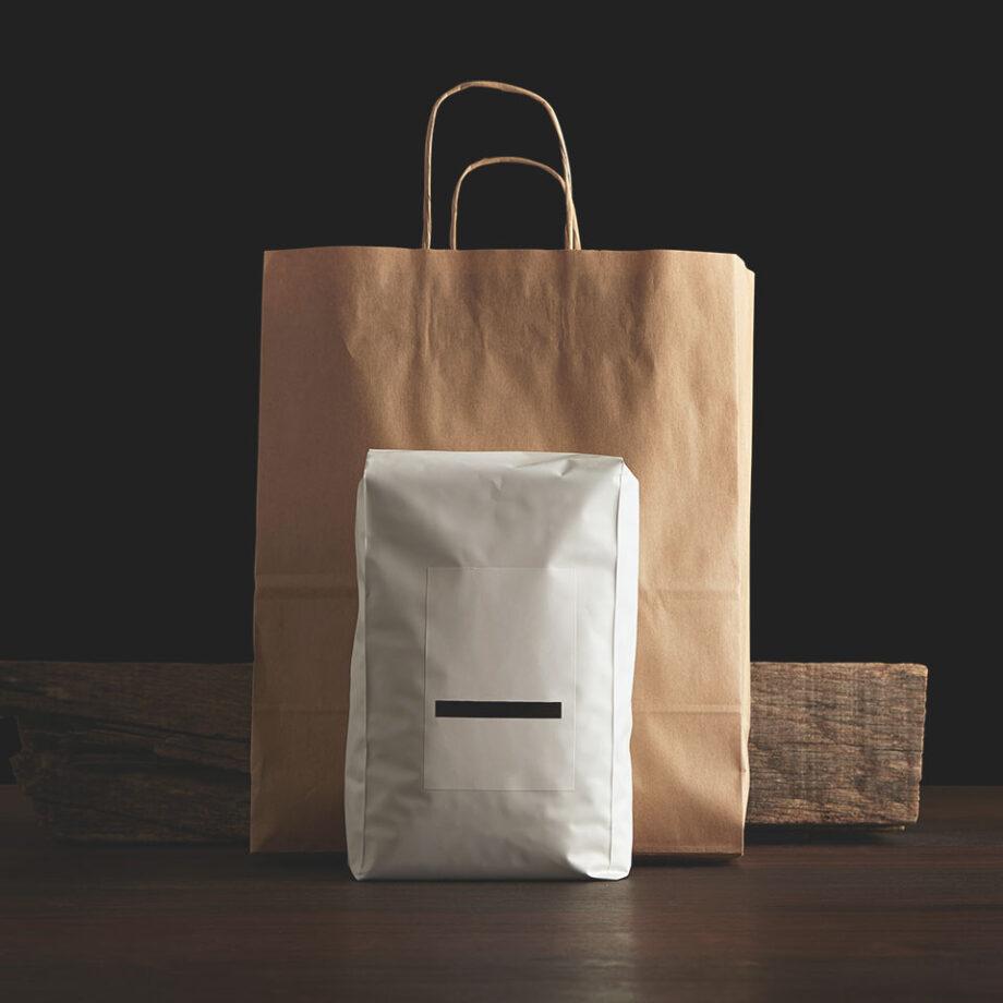 Bagged Coffee